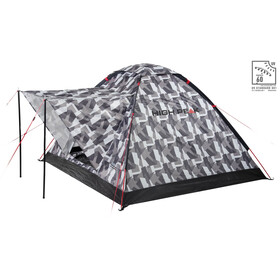 High Peak Beaver 3 Tenda, camouflage
